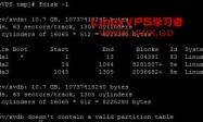 Xen Linux VPS硬盘卷组挂载教程